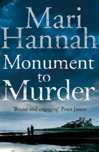 Monument to Murder cover image