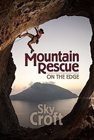 mountain rescue on the edge
