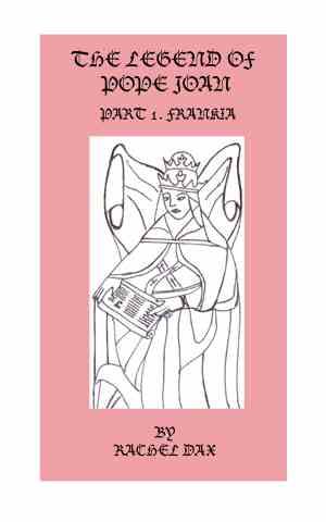 Book: The Legend of Pope Joan by Rachel Dax | UK Lesbian Fiction