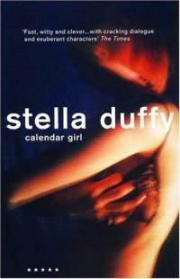 calendar-girl-stella-duffy-paperback-cover-art