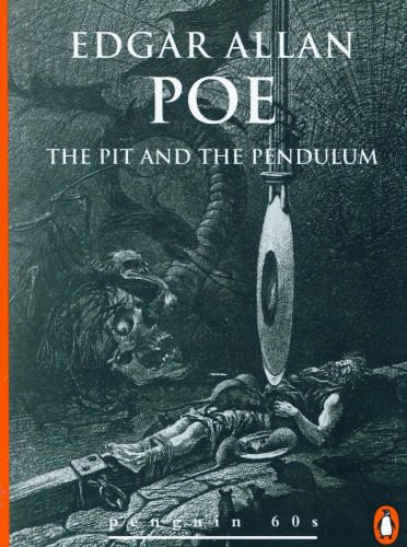 pit and the pendulum darkness As the pit and pendulum narrator 's body awakens, he tries to remember his own descent into this dream world, and imagines silent figures carrying him into darkness and then a terrible.